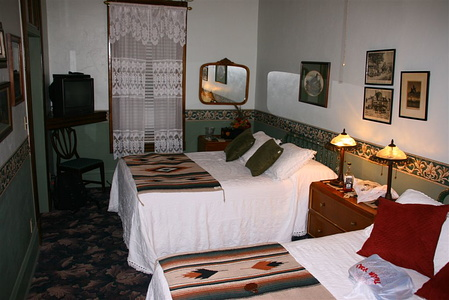 """Big Bertha's Room"", The Red Garter Bed & Bakery, Williams"