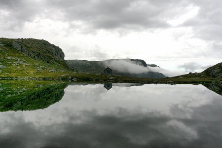 A cloudy day at Granekupa
